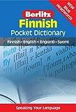 Berlitz: Finnish Pocket Dictionary: Finnish-English = Englanti-Suomi (Berlitz Pocket Dictionary) by Berlitz (2007-11-09)