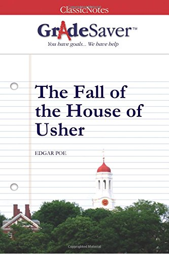 The Fall Of The House Of Usher Study Guide Gradesaver