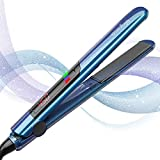 Best Digital Flat Irons - Flat Iron, Portable Hair Straightener with Digital Display Review