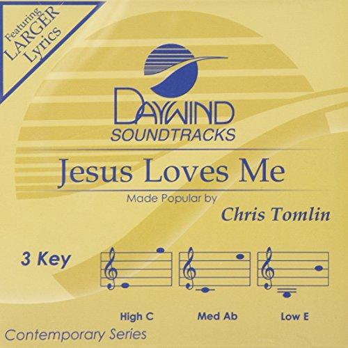 Jesus Loves Me [Accompaniment/Performance Track] (Daywind Soundtracks)