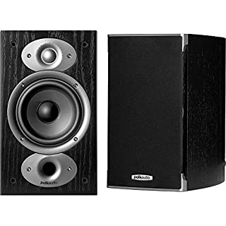Polk Audio RTI A1 Bookshelf Speakers (Pair, Black) (B000V2UBS8) | Amazon price tracker / tracking, Amazon price history charts, Amazon price watches, Amazon price drop alerts