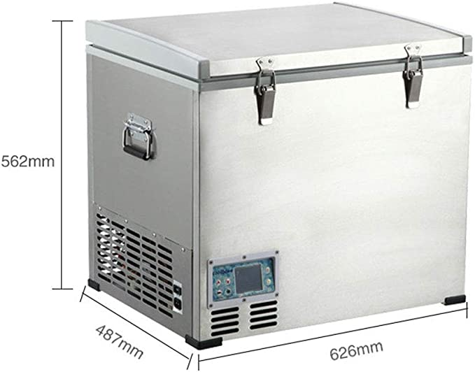 Refrigerador pequeño coche Refrigerador portátil Vehículo de 60 ...