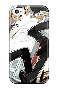 Defender Case With Nice Appearance (durarara) For Iphone 4/4s