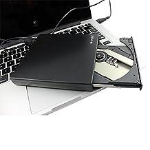 AGPtek® New Super Slim External Usb Portable 24X Cd-Rom Drive