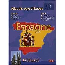 Atlas des pays d'Europe : Espagne