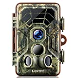 Best Game Cameras - Campark Trail Game Cameras HD Waterproof Wildlife Deer Review