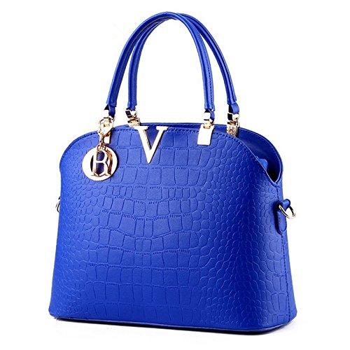 La Bolsa Color Un Único Bolsa De Con Niña Concha De Azul Hombro Almeja Paquete Azul Cielo Paquete Bolsa De De De Femenino Caramelos cielo KLXEB Paquete Xdzqq