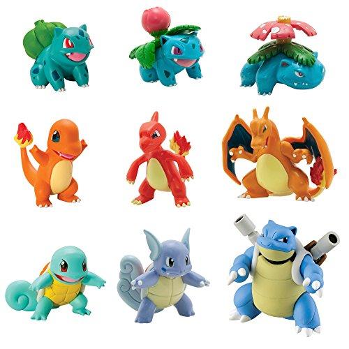 Pokémon Multi Evolution Figure Pack