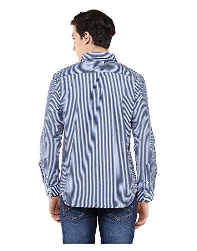Yepme - Chemise rayée Stefan - Bleu et blanc