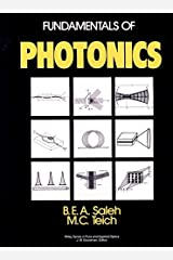 Fundamentals of Photonics (Wiley Series in Pure and Applied Optics) Hardcover