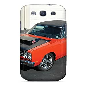 Fashion For The For Ipod Touch 4 Case Cover - Eco-friendly Retail Packaging(1969 Plymouth Road Runner)