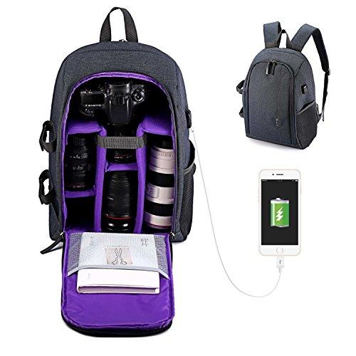 Purple Olympus Waterproof Camera - 8