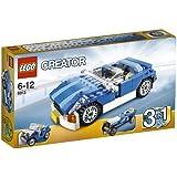 レゴ (LEGO) クリエイター・ブルーロードスター 6913