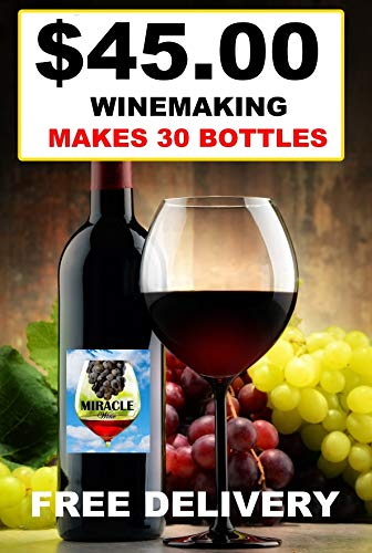 Winekit PINOT NOIR RED STYLE GRAPE EXTRACTION - MAKES 30 BOTTLES (23L)