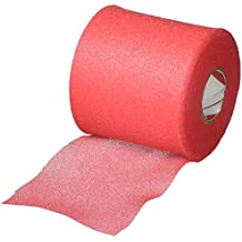 """Cramer Tape Underwrap, Sports PreWrap for Athletic Ankle, Wrist, and Injury Taping Jobs, Hair Tie, Headband, Patella Support, Pre-Wrap Athletic Tape Supplies, 2.75"""" X 21"""" Yard Single Roll of Pre Wrap"""