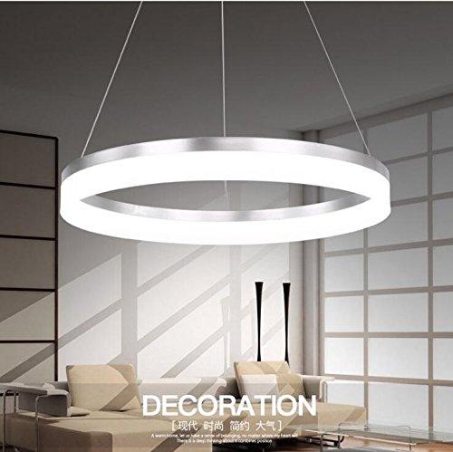 AOKARLIA Led Lámpara De Techo Colgante Luz Diseño Moderno Luces ...