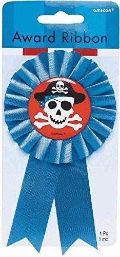 Amscan Pirate's Treasure Award Ribbon