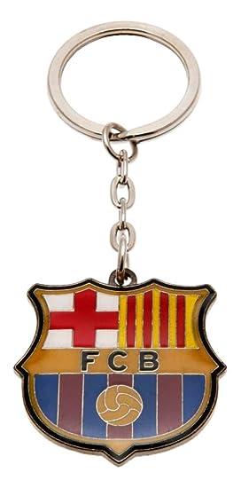 Barcelona FC - Llavero con escudo
