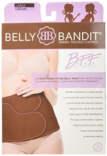 Belly Bandit B.F.F - Cream-XS