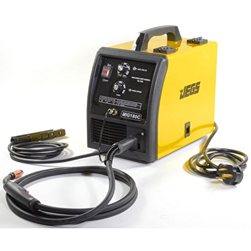 JEGS Performance Products 81541 MIG/MMA 180 Welder 220V AC by JEGS (Image #1)