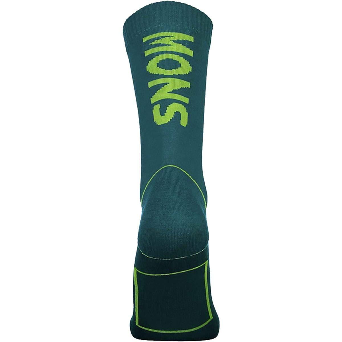 Mons Royale Tech 2.0 Bike Sock Mens