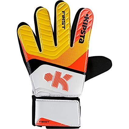 Buy KIPSTA FIRST KIDS GOALKEEPER GLOVES - YELLOW (4) Online at Low ... bdaf5ad2e