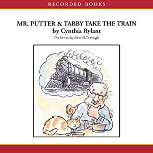 Mr. Putter and Tabby Take the Train Audiobook