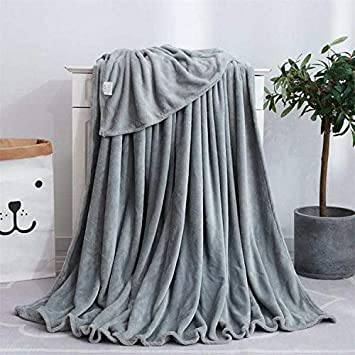 Bed Blanket Outdoor Emergency Fleece Soft and Cozy Blanket Size 60x80 inch With Large Backpack For Family Traveling in the Car Plane Camping Travel Blanket Twin Navy Blue Comfortable