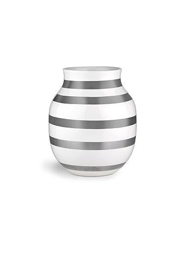 Amazon Kahler Omaggio Ceramic Vase Height 200mm 79 In