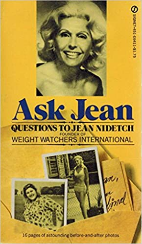 Ask Jean Questions To Jean Nidetch Founder Of Weight Watchers