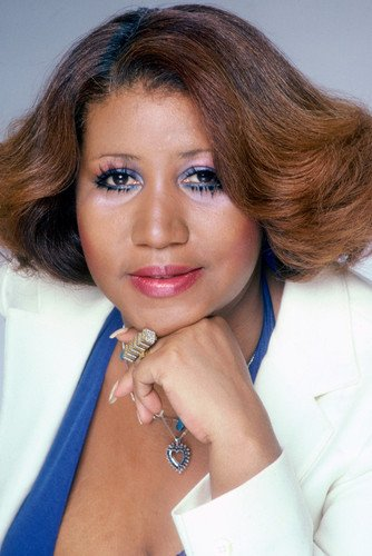 Aretha Franklin Harry Langdon 24x36 Poster