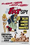 The Fat Spy POSTER Movie (27 x 40 Inches - 69cm x 102cm) (1966)