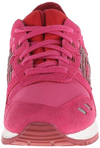Asics Womens Gel Lyte Iii Fashion Sneaker Magenta / Burgundy