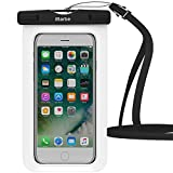 iphone 5 case with can opener - Waterproof Case,1 Pack iBarbe Universal Cell Phone Dry Bag Pouch Underwater Cover for Apple iPhone 7 7 plus 6S 6 6S Plus SE 5S 5c samsung galaxy Note 5 s8 s8 plus S7 S6 Edge s5 etc.to 5.7 inch,white