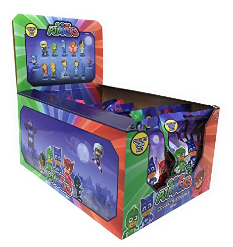 PJ Masks Series 1 Blind Bag Collectible Figure Display (Case of ()
