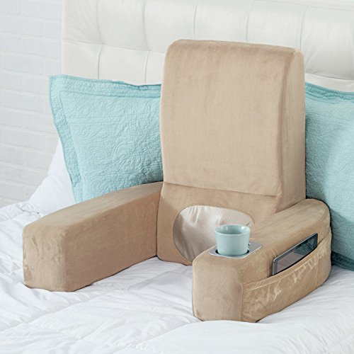 Brookstone Nap Shiatsu Massaging Bed Rest by Brookstone (Image #2)'