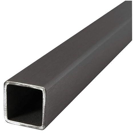 Tubo cuadrado de acero inoxidable V2A en diferentes ...