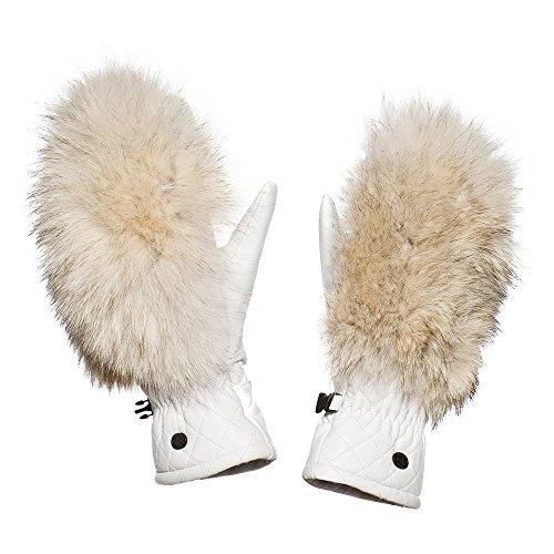 Goldbergh Hando Fur Mittens Womens by GOLDBERGH