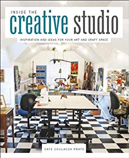 inside the creative studio inspiration and ideas for your art and rh amazon com