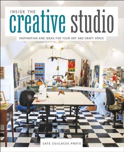 Inside Creative Studio Inspiration Ideas ebook product image
