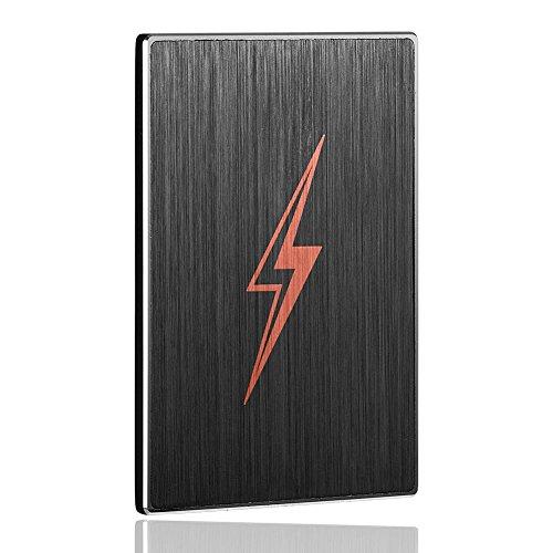 FT Three3 128GB external SSD Hard Drive - FTS1-128