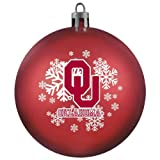 NCAA Shatter-Proof Plastic Ornament