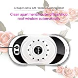 Cop Rose on Amazon Robotic X4 Window Cleaning Robot Automatic Sweeper Vacuum Shower Cleaner Washer Machine Magnetic Electric Glass Washing Equipment Professional magnit Tools