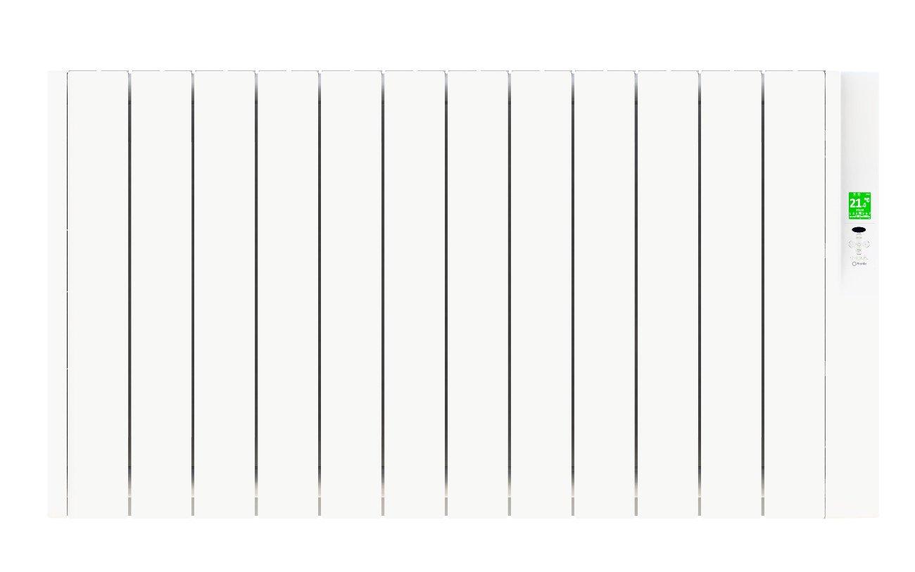 Rointe SRN1320RAD2 - Radiador eléctrico bajo consumo (RAL 9010, 1320 W, 240 V) color blanco: Amazon.es: Bricolaje y herramientas