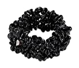 "J. Fée BLACK FRIDAY SALE- Healing Gemstone 8mm Round Natural Semi Precious Stones Beaded Stretch Bracelet Jewelry 7"" Unisex"