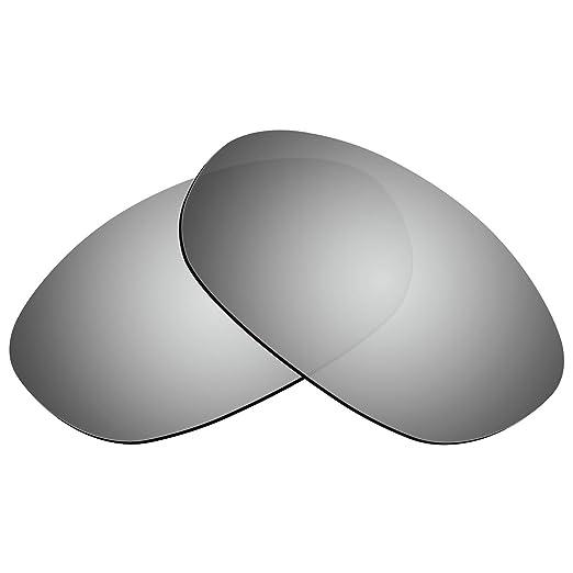 74fa7cb96f31d5 Acompatible Lentilles de remplacement pour Oakley XS Club Fivois Lunettes  de soleil, Black - Polarized  Amazon.fr  Sports et Loisirs