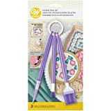 Wilton Cookie Decorating Tool Set, 3-Piece Cookie
