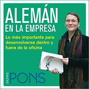 Alemán en la empresa [German in the Office] Audiobook