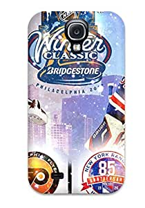 Hot Tpye New York Rangers Hockey Nhl (68) Case Cover For Galaxy S4