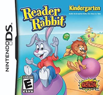 Reader Rabbit Kindergarten: Nintendo DS: Computer and Video